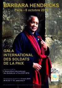 Concert Barbara Hendricks UNESCO