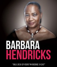 Concert Barbara Hendricks La Roque d'Anthéron