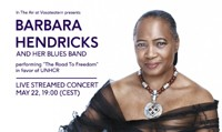 Barbara Hendricks en direct streaming du Vasateatern